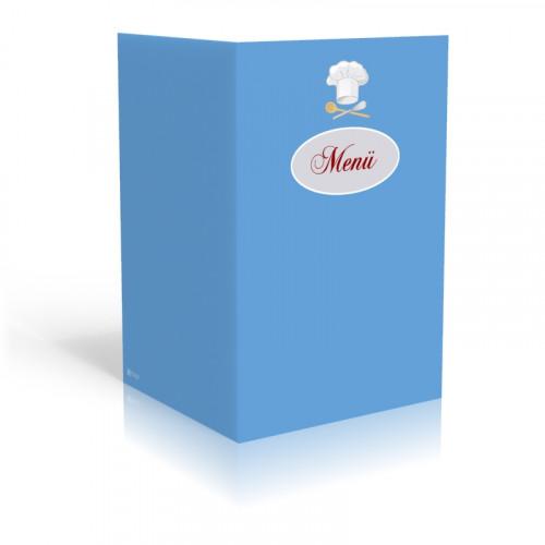 Menuekarte-muetze-lavendelblau