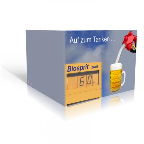 Bier-Tanken