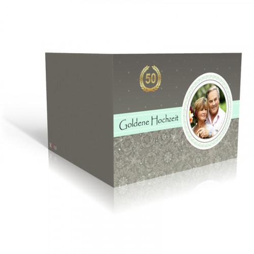 Goldene Hochzeit Spitze