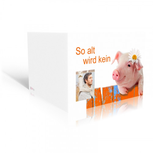 So alt wird kein Schwein