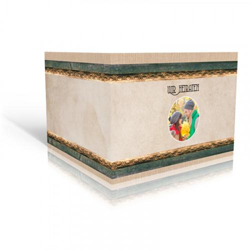 hochzeitseinladungen selber gestalten bei cardago 24. Black Bedroom Furniture Sets. Home Design Ideas